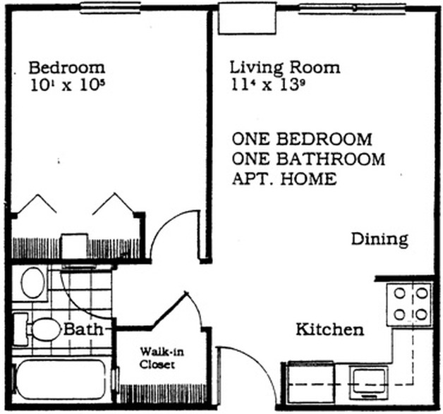 The Richmond floor plan